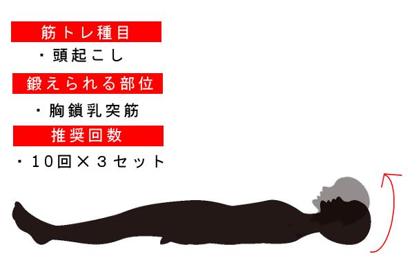 首 筋トレ(画像)