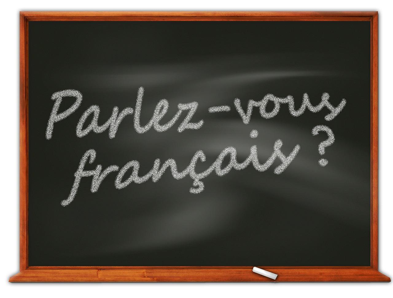 年賀状,フランス語