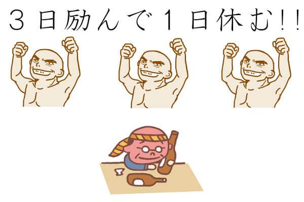 スクワットチャレンジ(画像)