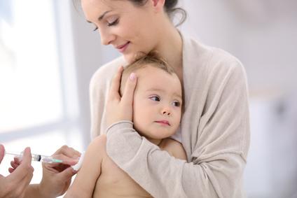 赤ちゃん 注射 病院