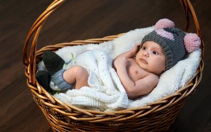 赤ちゃん 帽子 靴下