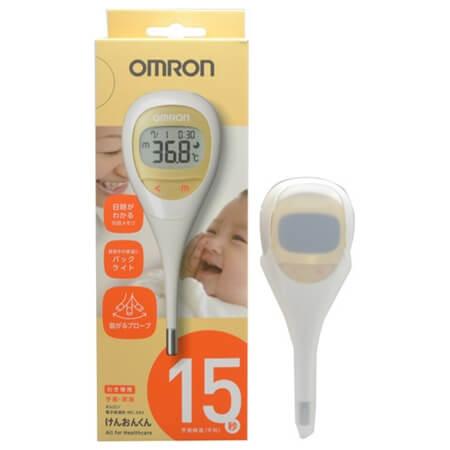 オムロン電子体温計 けんおんくん MC682-BA