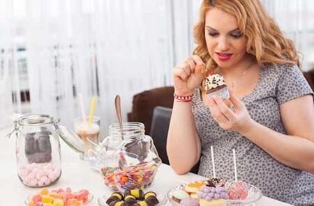 食欲が増す 女性