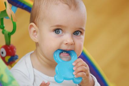 赤ちゃん 歯固め