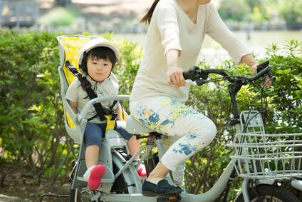 子供乗せ 電動自転車