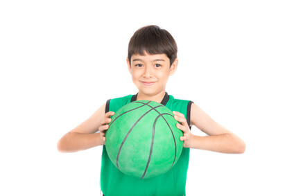 中学生 バスケ