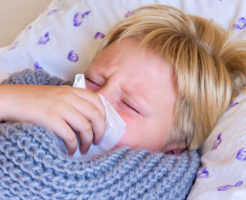 赤ちゃん 咳