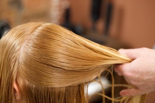 髪伸ばす(画像)