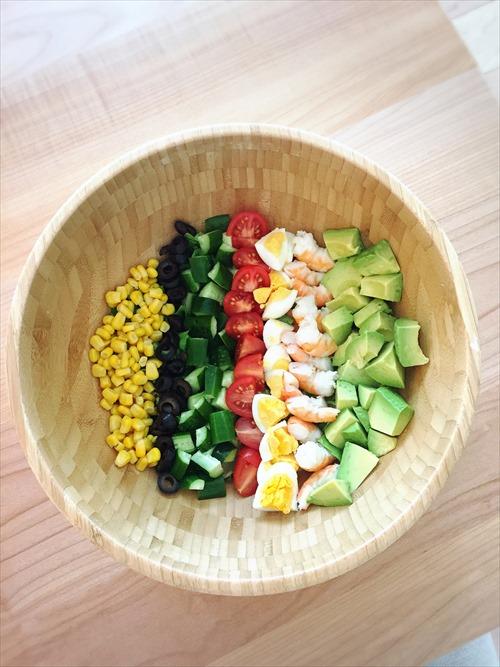 キュービックサラダ