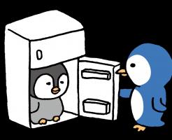 引越し,冷蔵庫