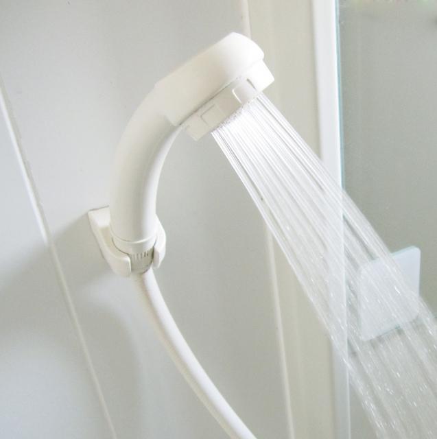 節約,シャワー