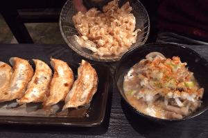 にんにく料理