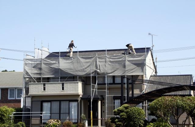 リフォーム,屋根