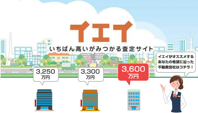 イエイ 評判・口コミ