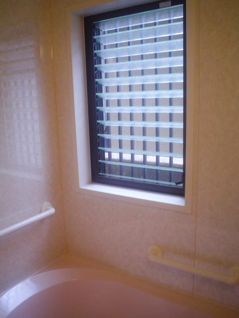 リフォーム,浴室,面格子