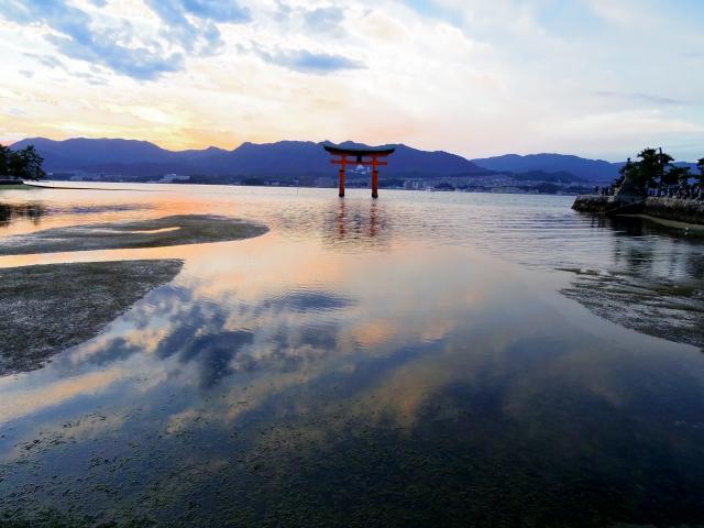 リフォーム広島、厳島神社