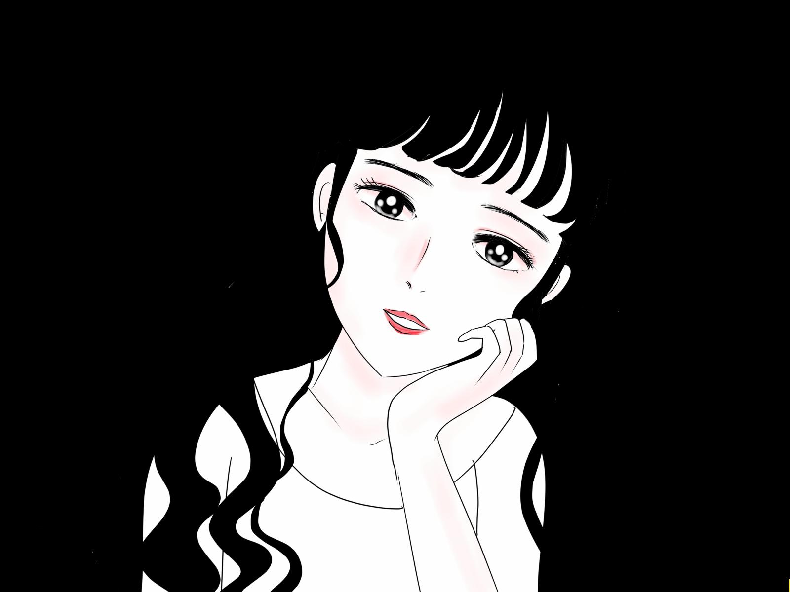 髪の毛ちゃん