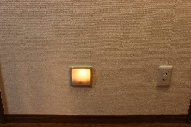リフォーム,人感センサー付き照明