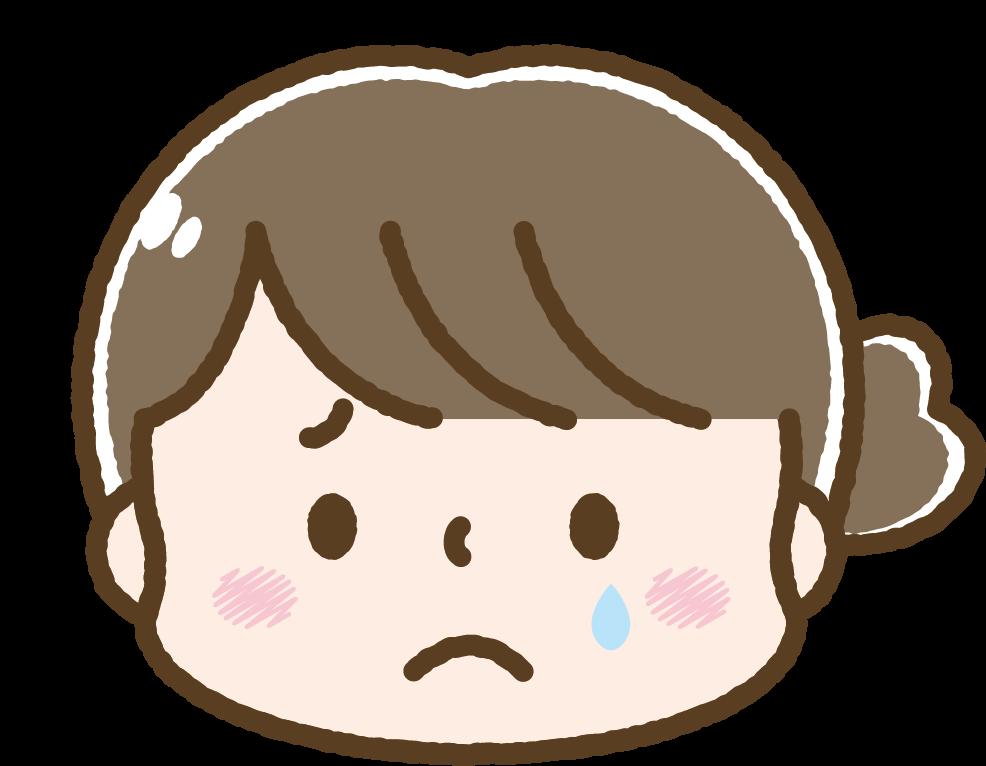 泣いちゃう雨ちゃん